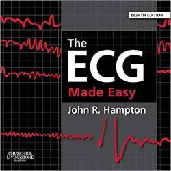 The ECG Made Easy 8th Edition, Hampton