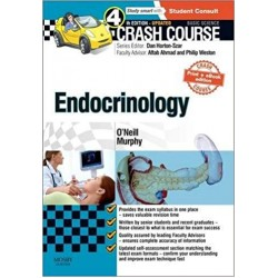 Crash Course Endocrinology: Updated Print + E-book, 4th Edition, O'Neill