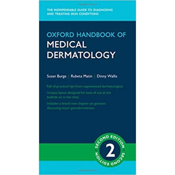 Oxford Handbook of Medical Dermatology 2nd Edition
