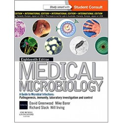Medical Microbiology: With Student Consult Online Access 18th Edition, Greenwood