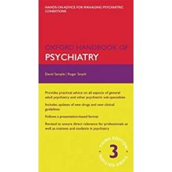 Oxford Handbook of Psychiatry 3rd Edition