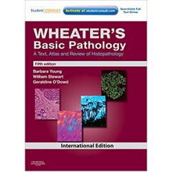 Wheater's Basic Pathology: A Text, Atlas and Review of Histopathology, 5th Edition, Young