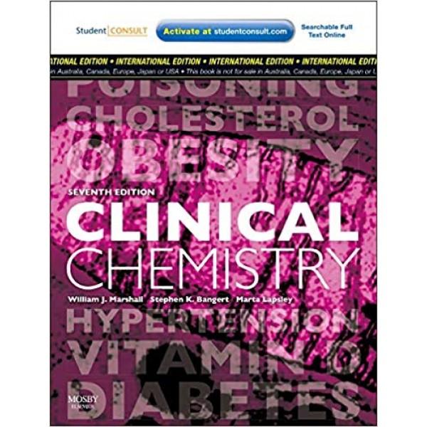 Clinical Chemistry 7th Edition, Marshall