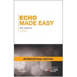 Echo Made Easy, 3rd Etition, Kaddoura