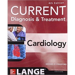 Current Diagnosis & Treatment Cardiology, 4th Edition, Crawford
