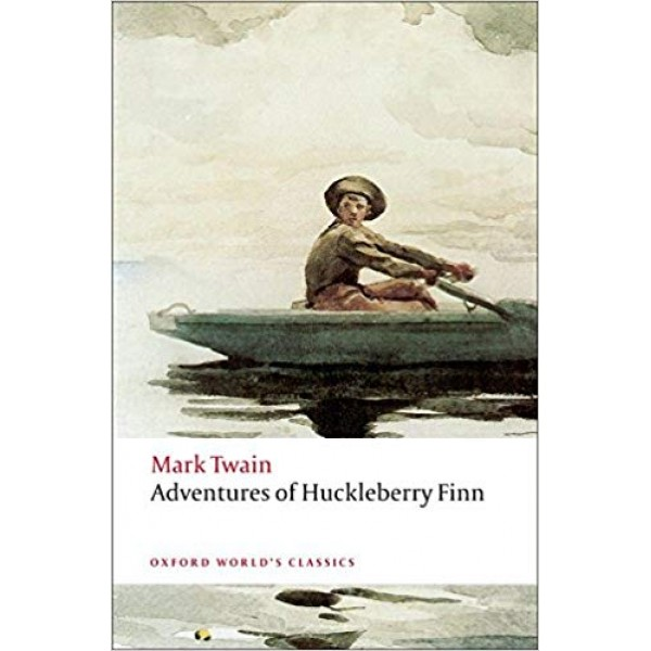 Adventures of Huckleberry Finn, Twain