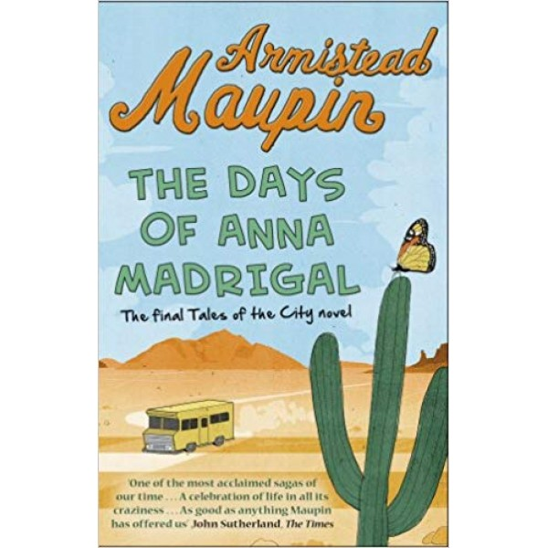 The Days of Anna Madrigal, Maupin