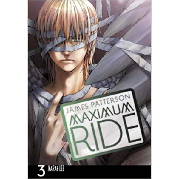 Maximum Ride: Manga Volume 3, Patterson