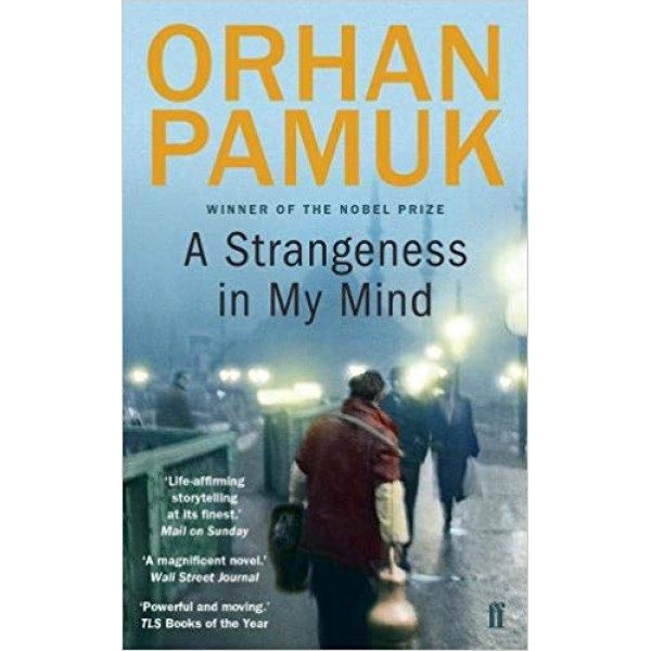 A Strangeness in My Mind, Pamuk