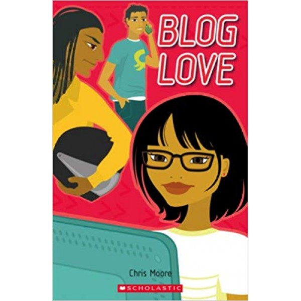 Blog Love + Audio CD (Scholastic Readers)