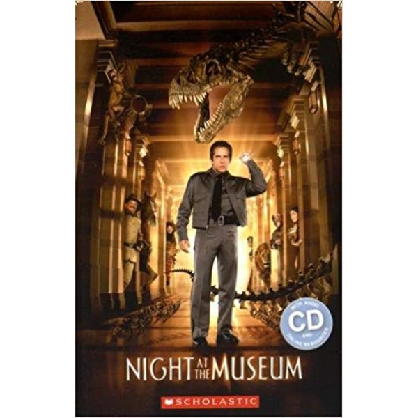 Night at the Museum + Audio CD. Level 1