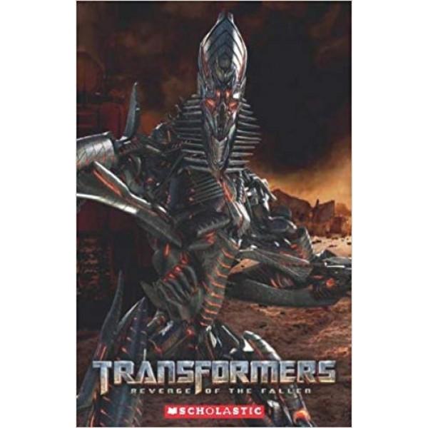 Transformers: Revenge of the Fallen. Level 2