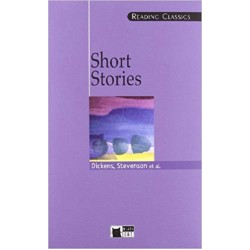 Reading Classics: Short Stories (Charles Dickens, R. L. Stevenson, H. G. Wells, D. H. ...) + audio CD