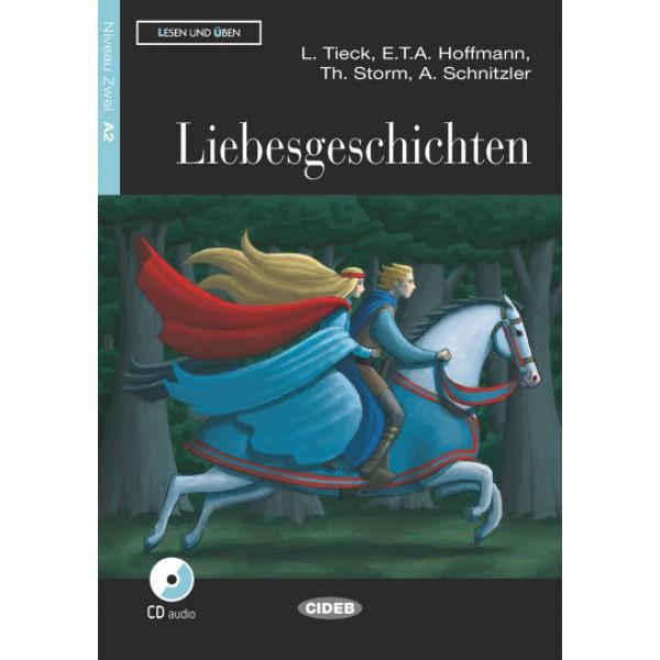 Liebesgeschichten - Book & CD, Hoffmann