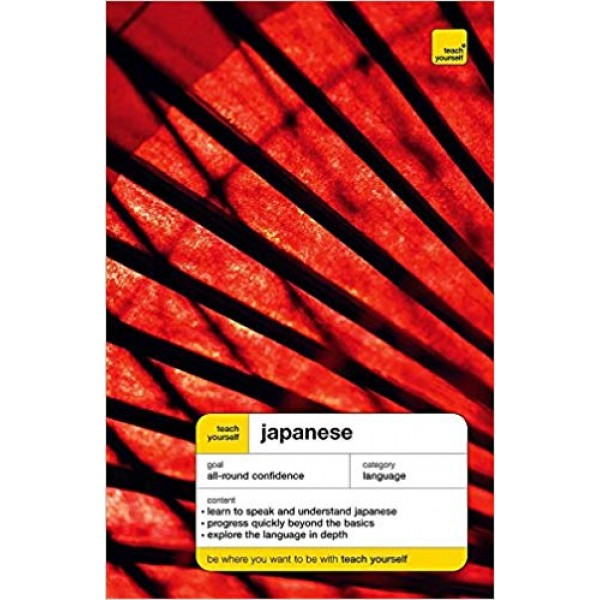 Teach Yourself Japanese Book/CD Pack