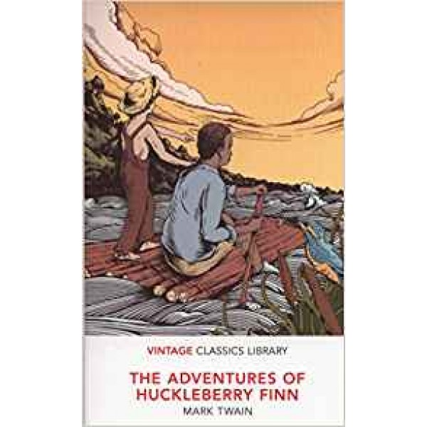 The Adventures of Huckleberry Finn, Twain