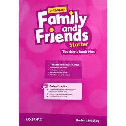 Family and Friends Starter Teacher's Book Plus