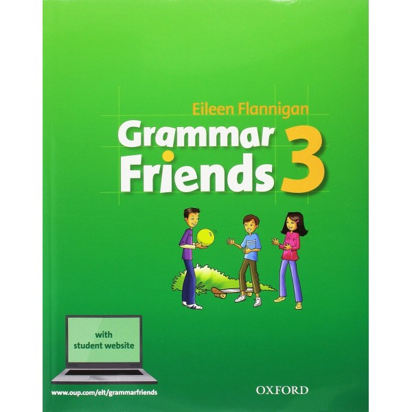 Family and Friends 3 Grammar