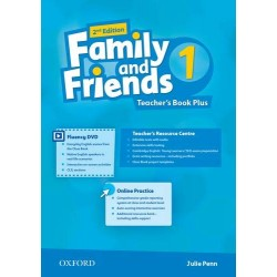 Family and Friends 1 Teacher's Book Plus