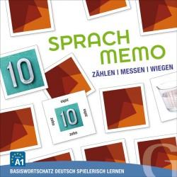 SPRACHMEMO Zählen / Messen / Wiegen Sprachspiel