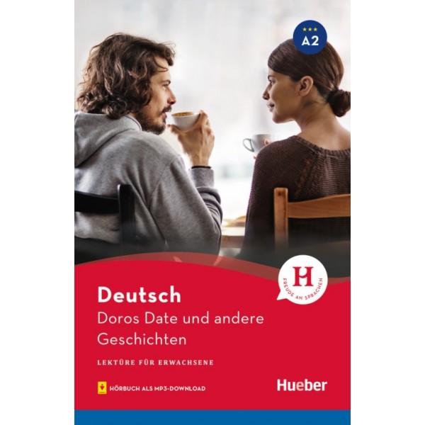 A2 Doros Date und andere Geschichten mit Audio online, Leonhard Thoma