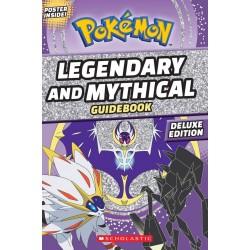 Pokemon Legendary and Mythical Guidebook Pokemon