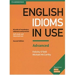 English Idioms in Use Advanced Book with Answers (2nd Edition)