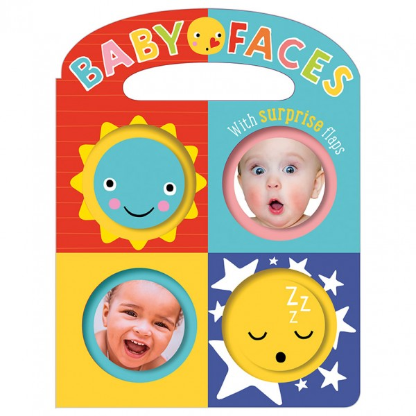 Baby Face Emotions