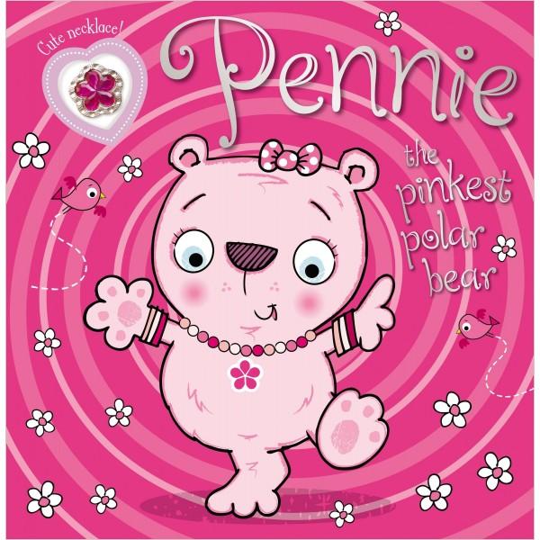 Pennie the Pinkest Polar Bear