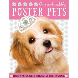 Cute and Cuddly Poster Pets