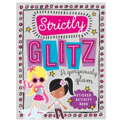 Strictly Glitz Sticker Activity Book