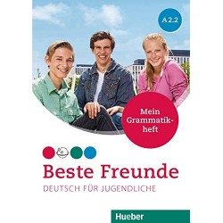 Beste Freunde: A2.2 Deutsch für Jugendliche. Mein Grammatikheft