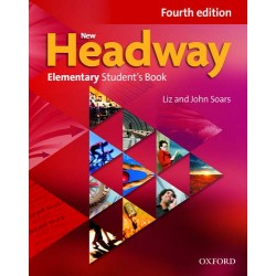 New Headway 4th Edition Elementary A1-A2 Student's Book