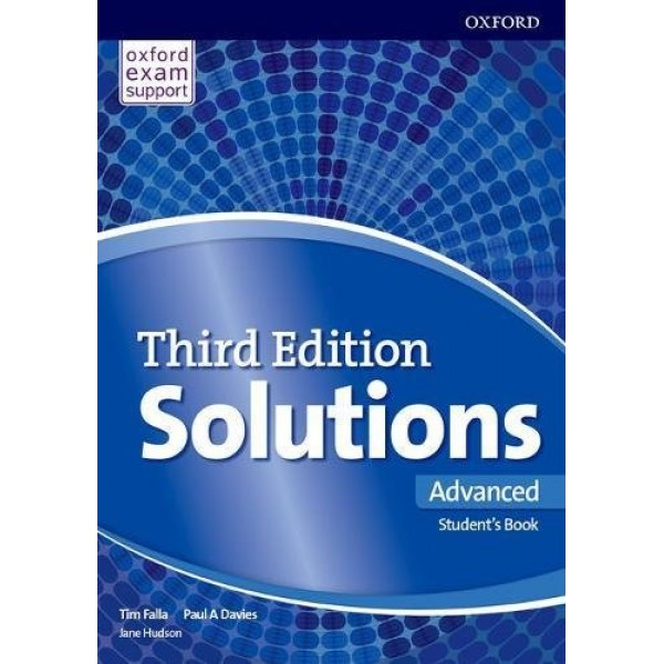 Solutions (3rd Edition) Advanced Student's Book
