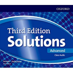 Solutions (3rd Edition) Advanced Class Audio CDs