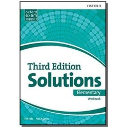 Solutions (3rd Edition) Elementary Workbook