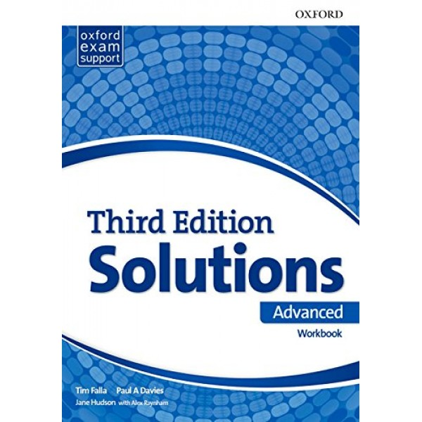 Solutions (3rd Edition) Advanced Workbook