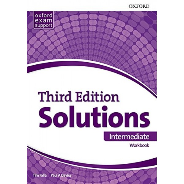 Solutions (3rd Edition) Intermediate Workbook