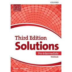 Solutions (3rd Edition) Pre-Intermediate Workbook