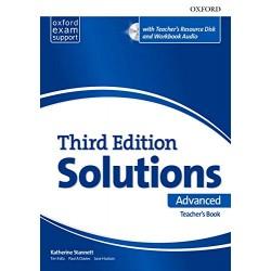 Solutions (3rd Edition) Advanced Teacher's Book