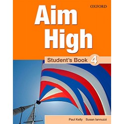 Aim High Level 4 Student's Book