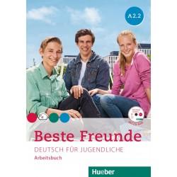 .DIGITAL: Beste Freunde A2/2 Arbeitsbuch mit Audio