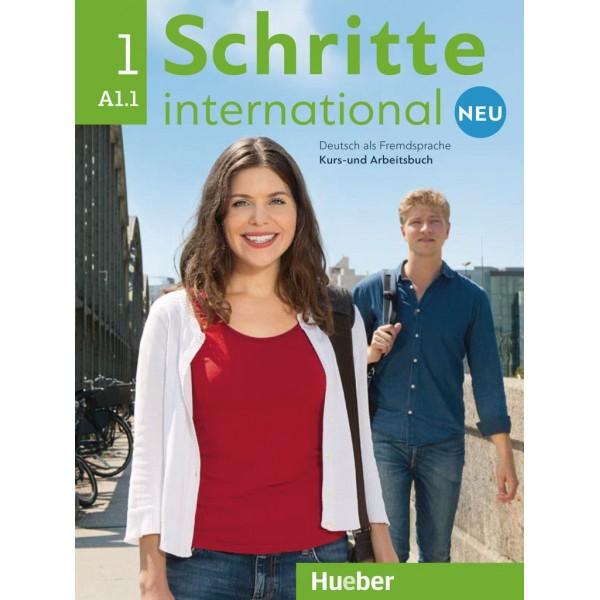 .DIGITAL: Schritte international Neu 1 Kurs- und Arbeitsbuch mit Audio