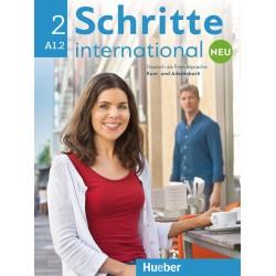 .DIGITAL: Schritte international Neu 2 Kurs- und Arbeitsbuch mit Audio