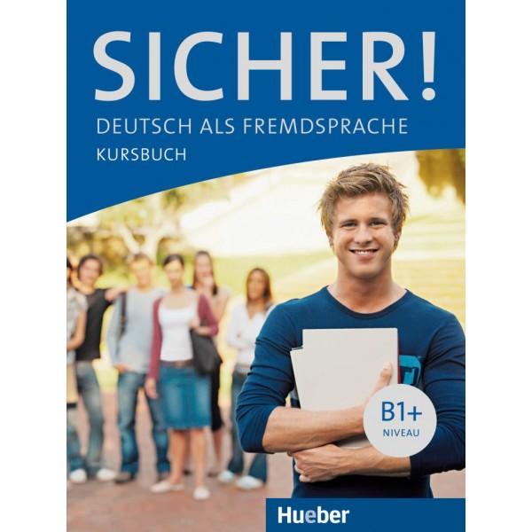 .DIGITAL: Sicher! B1+ Kursbuch mit Audio