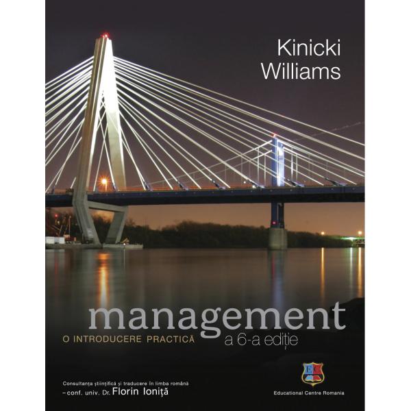 Management - O Introducere Practica, Kinicki Williams