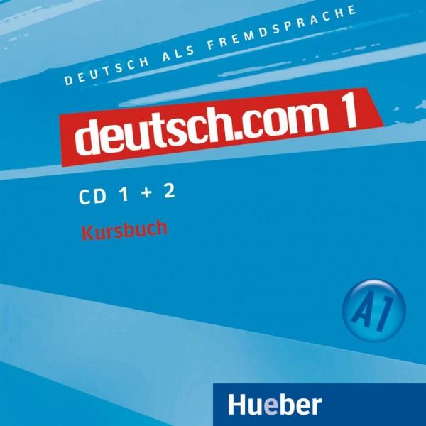 deutsch.com 1 Audio-CDs zum Kursbuch