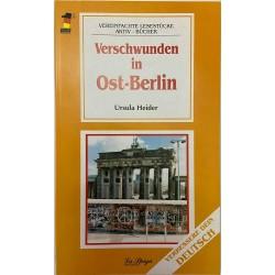 Mittelstufe 1 Verschwunden in Ost-Berlin, Ursula Heider