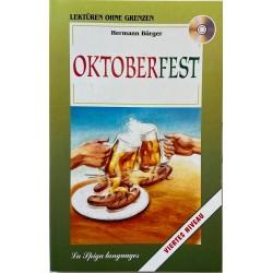 Mittelstufe 2 Oktoberfest + Audio CD, Hermann Burger