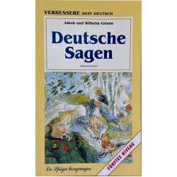 Oberstufe 1 Deutsche Sagen, Bruder Grimm
